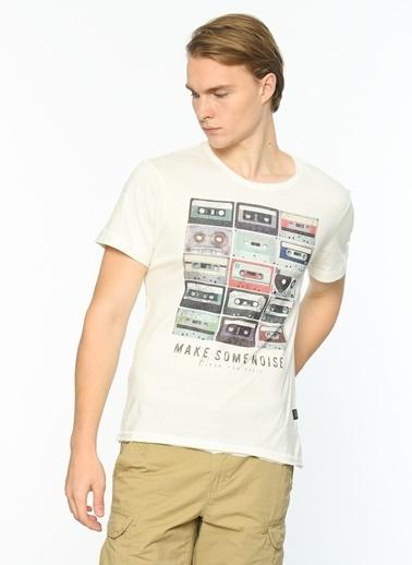 Blend Tişört Gri